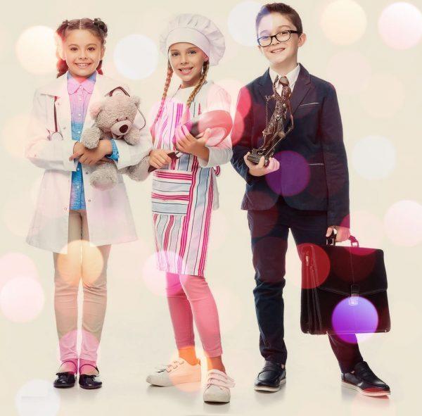 сценка про профессии для школьников
