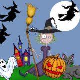 """Сценарий на Хэллоуин """"Шабаш ведьм"""""""
