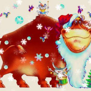 музыкальная сказка для взрослых с нарезкой год быка