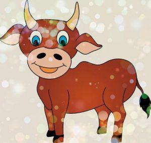 стихи про быка