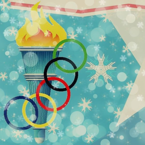 сценарий на новогодний утренник Олимпийский факел, спортивный