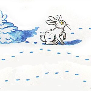 песня на новогодний утренник про следы зверят