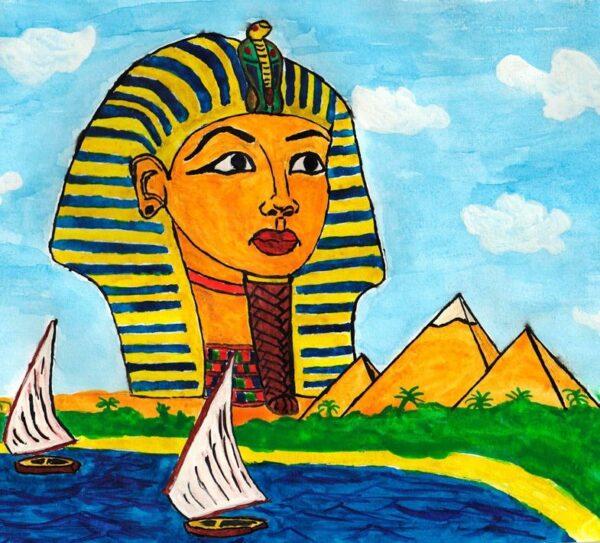 сценарий для летнего лагеря - Тайны Древнего Египта