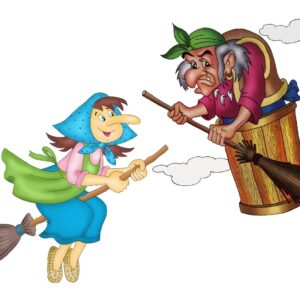 сценарий детского праздника с бабой Ягой