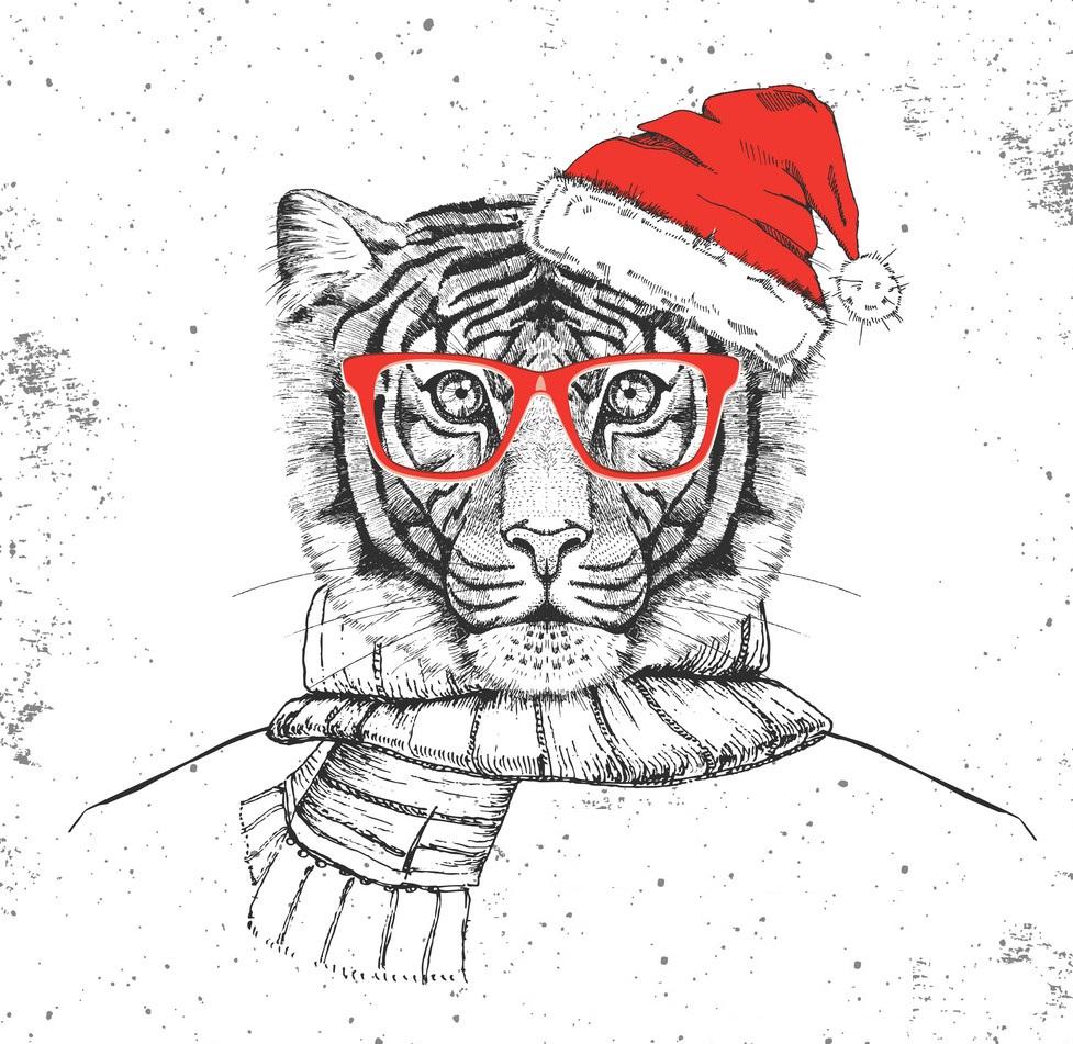Поздравления в стихах к году тигра 2022