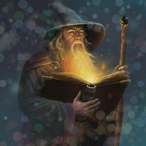 Игровая детская программа с колдуном и ведьмами