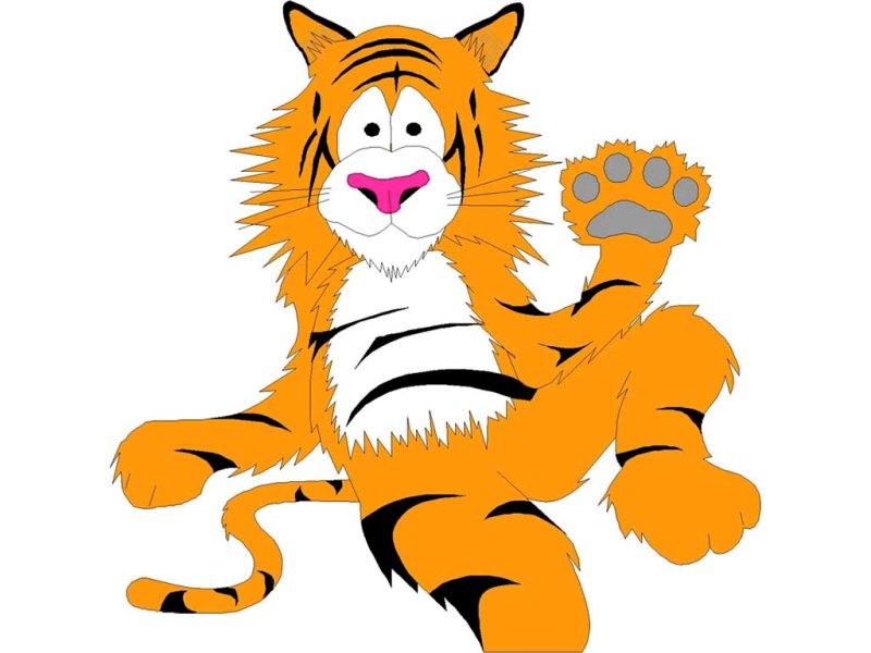 сценарий на год тигра для взрослых, кричалки
