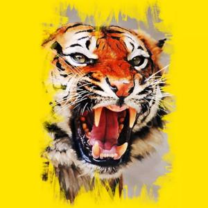 Музыкальная новогодняя программа для взрослых - Тигриный рык