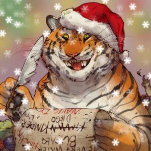 игры для сценарий год тигра взрослым