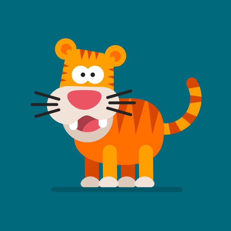 сценарий взрослым новогодний про тигров