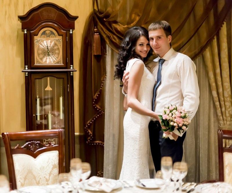 свадьба без тамады в узком кругу гостей