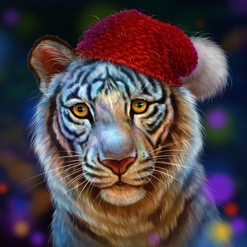 сценарий к году тигра со сказкой для взрослых