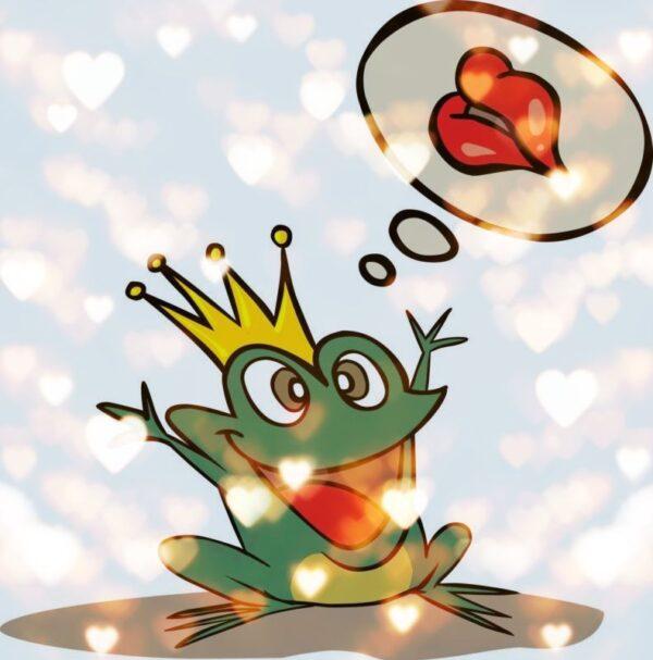 Музыкальный спектакль для взрослых Лягушка-царевна на новый лад