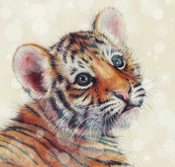 спектакль с тигренком
