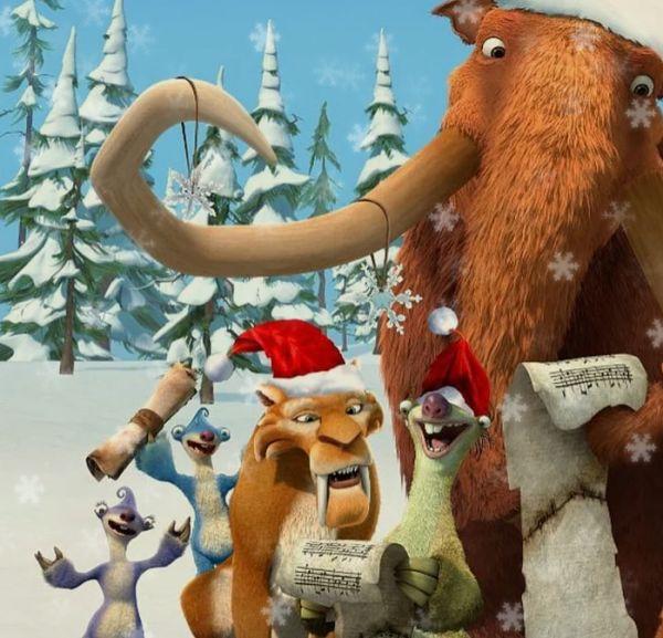 Сценарий новогоднего представления год тигра Ледниковый период