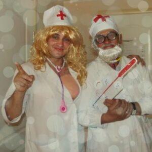 сценки поздравления от врачей на юбилее