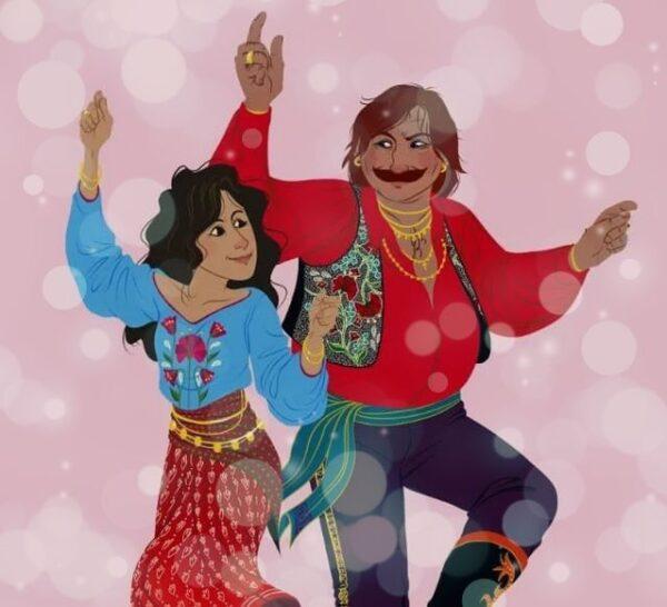 сценки поздравления от цыган на юбилее