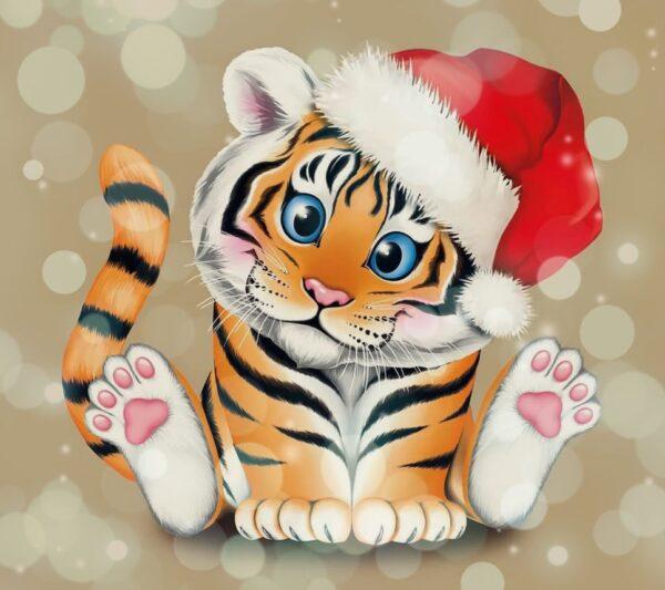 Песни про тигров и тигрят для детей (тексты, плюсы, минусовки)
