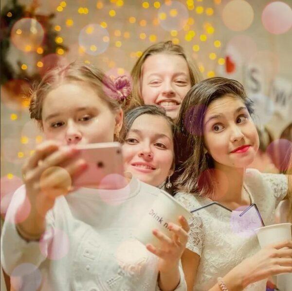 Сценарии подросткам на Новый Год