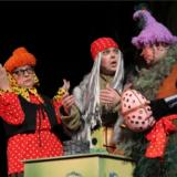 Сценарий новогоднего концерта в Сельском ДК «Новогодние приключения»